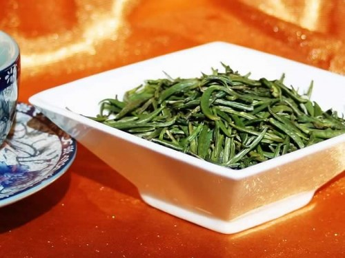 Fresh green tea online