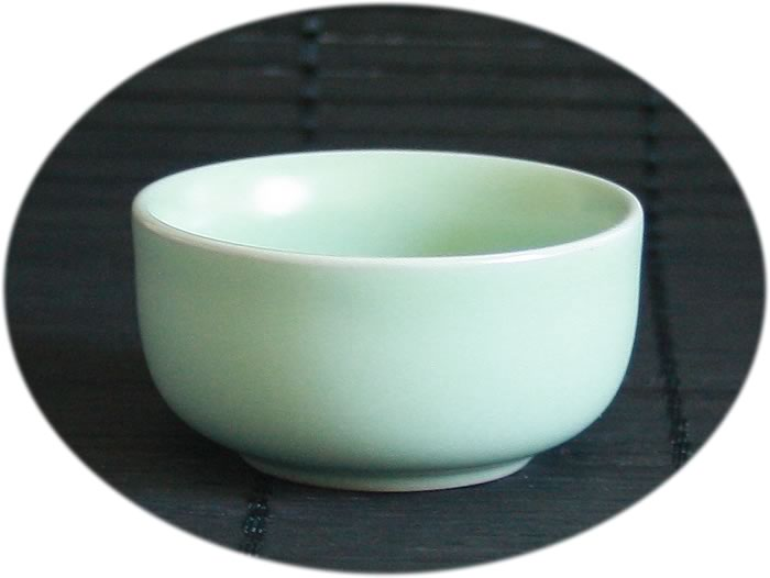Ru Kiln Chinese tea cup A