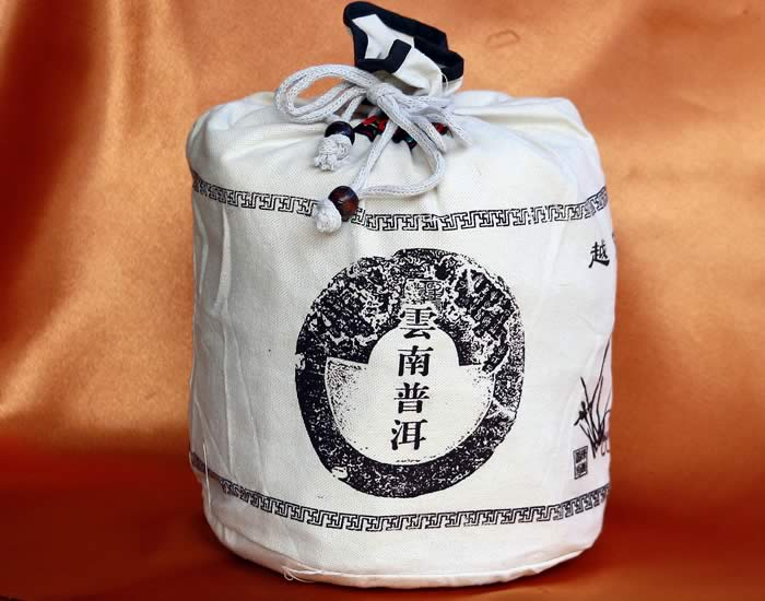 Pu-erh tea storage bag (large)