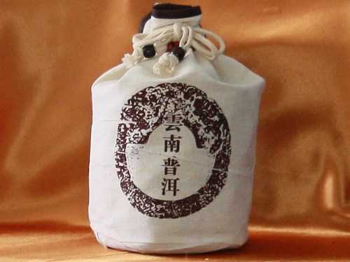 pu-erh tea storage bag midium