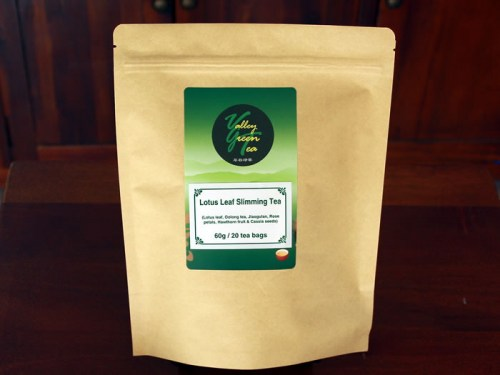 buy slimming tea lotus leaf