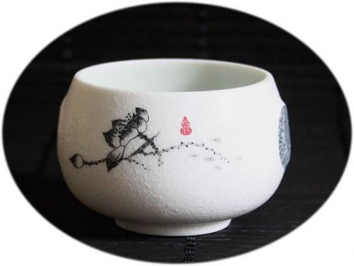 Snow White Tea Cup C