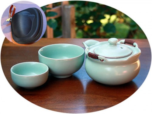 buy travel tea set