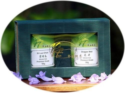 tea gift Chinese green tea delight