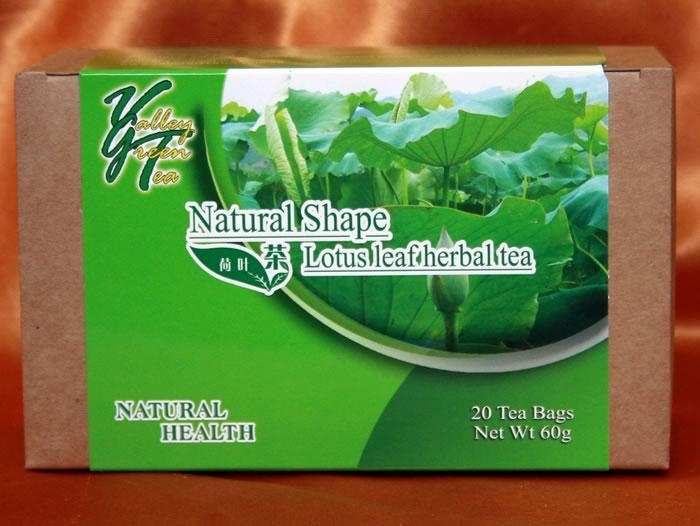 Lotus leaf powder weight loss
