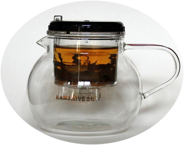 Teapot infuser all in one - Deluxe