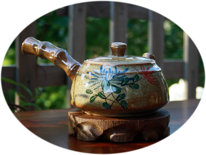 Chinese teapot antique style A