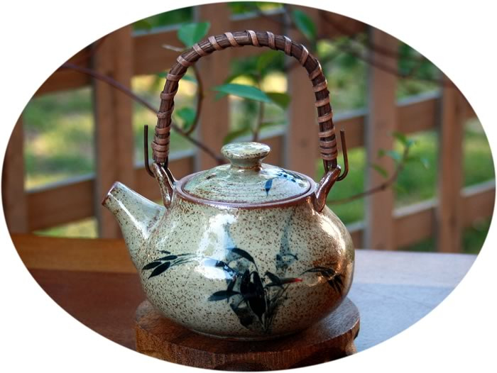 Chinese teapot japanese style C