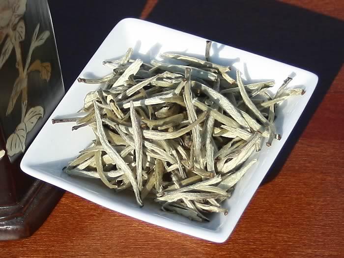 Buy Silver Needle Yunnan White Tea Valley Green Tea